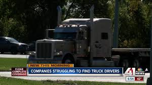 Truck Companies Make Changes In Order To Fight Driver Shortage ...