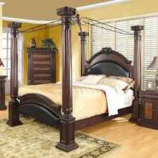 Twin Canopy Bed Curtains by Images Of King Size Four Post Bedroom Sets King Size 4 Poster