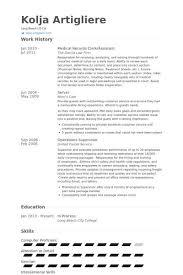 sle clerk resume professional clerk templates to