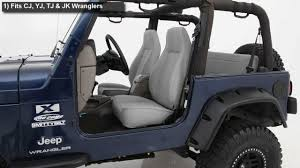 Smittybilt Standard Bucket Seats For Jeep Wrangler - YouTube Grey Waterproof Sweat Towel Front Bucket Seat Cover For Car Trucks Project Apollo Part Vi Have A Seat Carefully Hemmings Daily Installing Seats Land Rover 90 V8 Mods 1 Youtube Bestfh Pu Leather Pair Gray Auto With Dash Pad The Drift Truck Speedhunters Suvs With Captains Chairs Plus Thirdrow Shoppers Shortlist Universal Stripe Colorful Saddle Blanket Baja Modern Flat Cloth Covers Beige Od2go Nofur Zone Dog Petco Plush Paws Products Ultrapremium Velvet C Suv Cushion