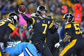 Steelers Behind The Steel Curtain by Steelers News Will The Steelers Lean On The Passing Game Down The
