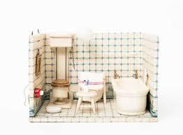 miniatur badezimmer 1920er 30er jahre kaufen