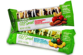 7 Eleven Launches Health Focused Select GOSmart Fruit And Nut