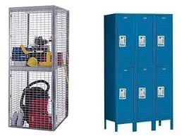 Lockers And Storage Solutions