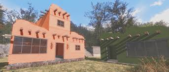 Pictures Of Adobe Houses by Adobe House Kit At Fallout 4 Nexus Mods And Community
