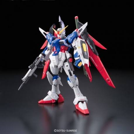 Bandai Hobby #11 RG Destiny Gundam Model Kit