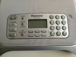 Panasonic Kx-nt700 IP VoIP Conference Speaker Phone | EBay Bang Olufsen Beocom 5 Home Phone Also Does Voip Gizmodo Australia Lot Of 8 Cisco Ip 8811 Conference Speaker Pn Cp8811 Sennheiser Sp 20 Usb Speakerphone 506049 Bh Photo Video Phones Networking Connectivity Computers D50 4line Sip 1teld050lf Hd Voice Backlit Lcd Jabra Speak 510 Wireless Bluetooth Review Youtube Polycom Vvx310 Ethernet Office 6 Line Desk Business Telephone Soundstation Utsc 7821 Traing Ppt Video Online Download Clearone Chat 150 F Phones 910156220 Ebay Cp7975g 7975g Colour Uc Color