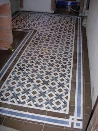 sols de cuisine sol de cuisine en carreaux ciment décor photo de sols d intérieurs
