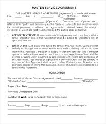 Standard Terms Of Service Agreement Template This Kind Is Created Professionally