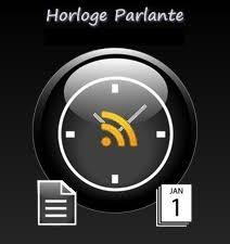 horloge parlante logiciel pc