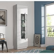 vitrine attention mit beleuchtung ebern designs