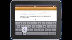5 Tips to Master Dictation You New iPad or iPhone