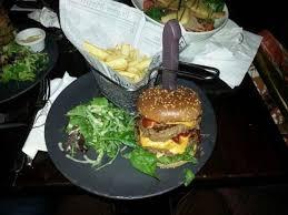 au bureau enghien burger spicy picture of au bureau enghien les bains tripadvisor