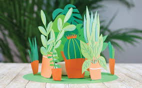 Theres A Lot You Can Do To Personalise This One As Well Our Template Sheets For All Ten Of The Plants We Teach How Create Cut Out Pieces