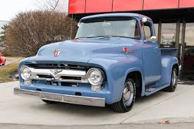 1956 Ford F100 | Classic Cars For Sale Michigan: Muscle & Old Cars ... Barn Find 1966 Chevrolet Panel Truck For Sale Youtube 4x4 Truckss Vintage 4x4 Trucks The Rod God Street Rods And Classics 136002 1955 Ford F100 Rk Motors Classic Cars For Sale Dodge Wc Series Wikipedia Old Ford In Ohio Luxurious 1956 Panel Truck 1961 Chevy Helms Bakery Hamb Cadillac Antique Tools Fniture Auction And Tractors California Wine Country Travel Chevrolet Trucks Related Imagesstart 400 Weili Automotive Network Curbside 1952 B Series Work A Pilot
