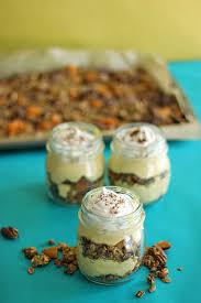Pumpkin Pie Mousse Parfait by Dairy Free Pumpkin Cheesecake Mousse Parfait