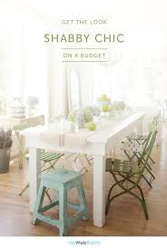 Shabby Chic Dining Room by 109 Best Forever Shabby Chic Images On Pinterest Live Home And