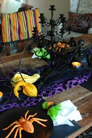 Halloween Express South Austin by Craft Corner Set A Halloween Table With Dollar Store Decor
