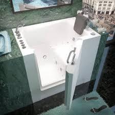 Jetted Bathtubs Small Spaces by Air Whirlpool Bathtubs You U0027ll Love Wayfair