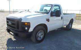 100 Used Trucks In Arkansas 2010 Ford F250 Super Duty Pickup Truck Item DB7387 SOLD