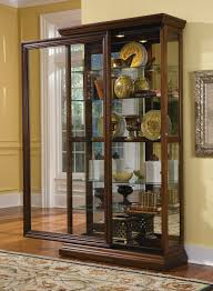 Wall Curio Display Cabinet Oriental Cabinets For Large Rosewood