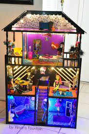 Monster High Bedroom Set by Best 25 Monster High House Ideas On Pinterest Monster High