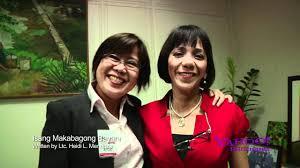100 Heidi Mendoza Pitong Pinoy Awardee