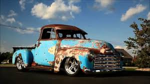100 1951 Chevy Truck For Sale Crazy Horse Slammed Patina Resotmod 3100 Chevrolet Shop