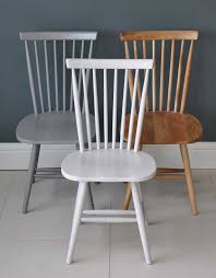 Spindle Back Valley Dining Chair - Painted Or Natural Oak ... How To Transform A Vintage Ding Table With Paint Bluesky Pating My Antique Six Edwardian French Painted Chairs 364060 19th Century Country Set Of 6 Balloon Back Good 1940s Faux Bamboo Eight 1920s Pair Regency 2 Side White Chippy Chair Early 20th Louis Xvi Chairsset 8 Abc Carpet Home Style Fniture And European Buy Cheap Punched Wood Handpainted