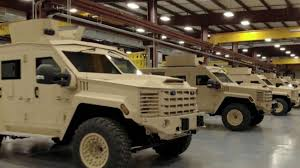 100 Armored Truck Jobs Controversial Armored Police Vehicle Factory Expands Production To