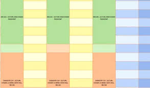 Time Matrix Template Download By Stephen Covey Management