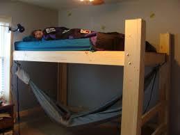 Double Size Bed Loft