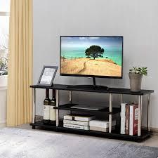Ellington Mocha MDF 20 Floating TV Wall Panel W2 Shelf