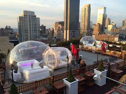 Escape The Freezing Weather This Weekend In NYC's Best Enclosed ... Nondouchey Rooftop Bars For The Best Outdoor Drking Rooftop Bars In Midtown Nyc Gansevoort 230 Fifths Igloos Youtube Escape Freezing Weather This Weekend Nycs Best Enclosed Phd Terrace Opens At Dream Hotel Wwd 8 Awesome New York City Of 2015 Smash 01 Ink48 Bar With Mhattan Skyline Behind Press Lounge Premier Enjoying Haven Nightlife Times Squatheatre District Lounges Spectacular Views Cbs 10 To Explore Summer Bar Rooftops