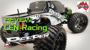100 Cen Rc Truck Review CEN Racing Reeper MT YouTube