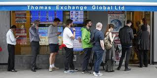 bureau de change fr brexit les britanniques se ruent pour acheter d autres devises