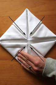 Learn The Fine Art Of Napkin Folding