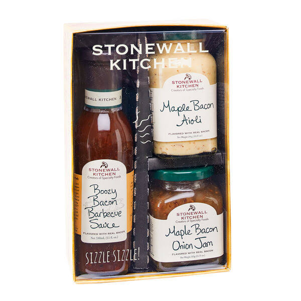 Stonewall Kitchen Gift Sauce Set