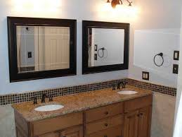 bathroom cabinets lovely menards framed bathroom mirrors menards