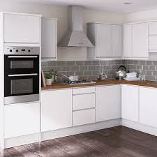 kitchen compare homebase essential kensal high gloss