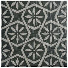 6x6 White Pool Tile by Merola Tile 6x6 Porcelain Tile Tile The Home Depot