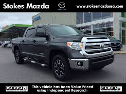 100 Truck Appraisal Used 2016 Toyota Tundra For Sale At Stokes Volkswagen VIN