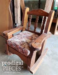 Rocking Chair Archives - Prodigal Pieces Restoration Of Antique Rocking Chair Youtube Reclaimed Chair How To Tell If Metal Fniture And Decor Is Worth Wood Country Tl Red Cedar Refurbished 1800s Antique Rocking Renee Rose Design Diy Upcycle Tutorial My Creative Days Diy Throne Bangkokfoodietourcom Pretty Painted A Beautiful Baby Gift Charmant Rustic Patio Outdoor Garden Charming Hack Using Denatured Alcohol Strip Stain Black Goes From Dated Stunning