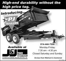 100 Truck Equipment Inc HighEnd Durability J J TRUCK EQUIPMENT Somerset PA