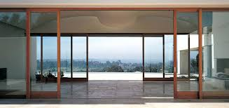 Georgeous 4 Panel Sliding Glass Door Decor With Pella Cost Patio