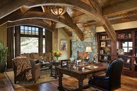 Hillside Snowcrest Ultimate Modern Rustic Ski Chalet Timber Frame Architects Mountain Home
