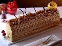 buche de noël et autres idées de desserts pour noël et les fêtes