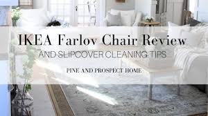 IKEA Farlov Chair Review + Slipcover Cleaning Tips - Pine ... Fniture Ikea Slipcovers To Give Your Room Fresh New Look The Dense Cotton Ektorp Chair Cover Replacement Is Custom Made For Ikea Armchair A One Seat Sofa Slipcover Heavy Nyc Apartment Autumn Design Updates Bemz Sderhamn My Honest Review Of Ikeas And Ektorp Cover Lofallet Beige Why I Love White Slipcovered Ding Chairs House Full Tullsta Nordvalla Medium Grey Liz Marie Blog Sparkles Im Back Sharing Another Favorite Today Oh My Goodness