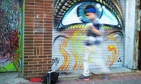 graffiti art tour and stencil class in dallas tx groupon