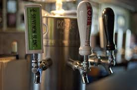 Perlick Beer Tap Tower by Perlick Taps Into Wine Kegs